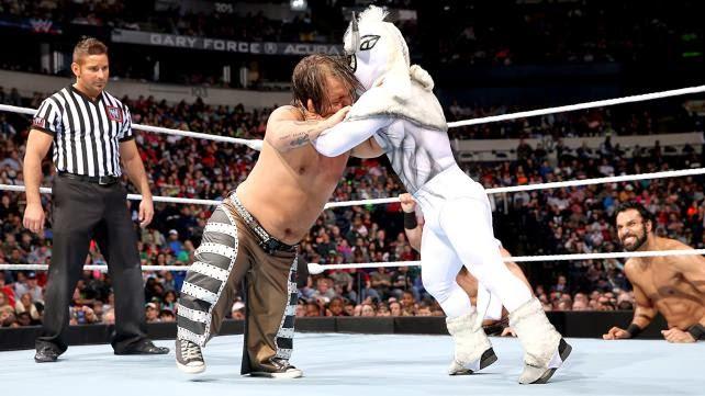 Стал известен матч на Pre-Show Payback