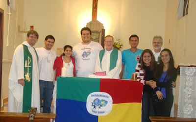 Encontro de Jovens Missionários do Cone Sul em Guarulhos/SP