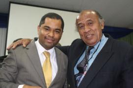 Pastor Sodré e Pr Weslei de Paula