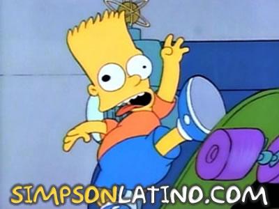 Los Simpson 2x10
