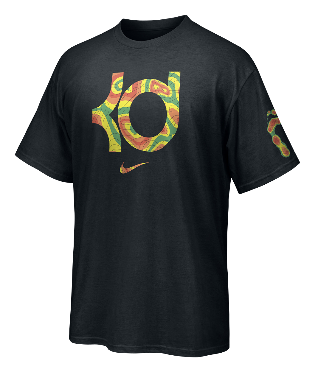snkrology a soft spot nike kd weatherman t shirt. Black Bedroom Furniture Sets. Home Design Ideas