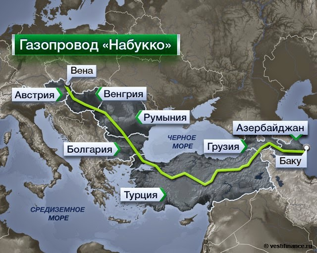 Болгария планирует построить газовую перемычку с Румынией в следующем году