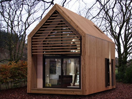 Blog pep campeny arquitectura interiorismo y - Mini casas prefabricadas ...