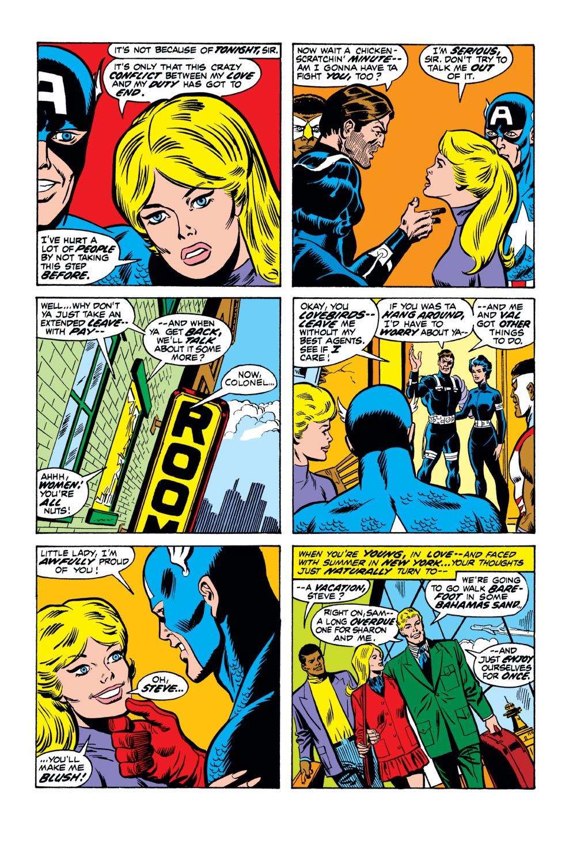 Captain America (1968) Issue #153 #67 - English 12
