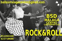 4º TALLER DE ROCK AND ROLL  EN ABRIL EN BSD MÁLAGA CENTRO
