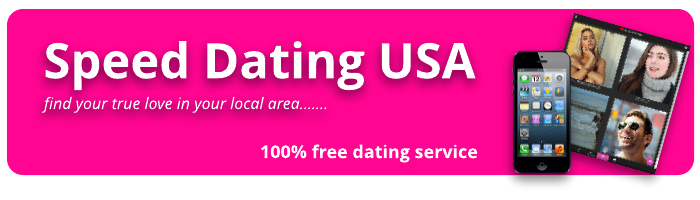Speed dating usa