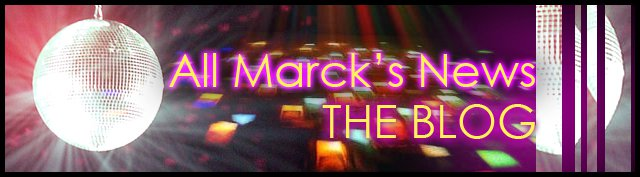 ThE MaRcK's NeWs: Music, Cinema, Shows...