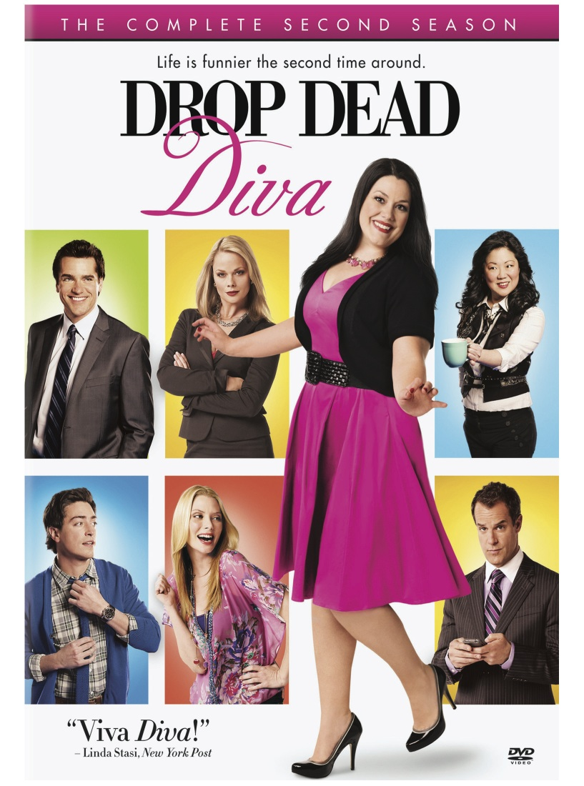 Drop dead diva posters tv series posters and cast - The diva series ...