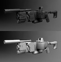 Corner shot weapons system future smart weapon