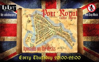 Port Royal radio show - bbr