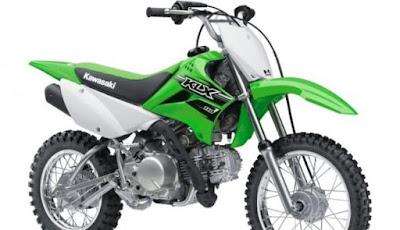 Kawasaki Meluncurkan Motor KLX 110