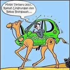 Modifikasi Mobil bermesin Onta