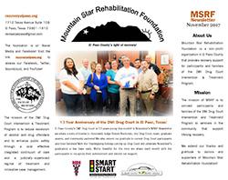 MSRF Newsletters