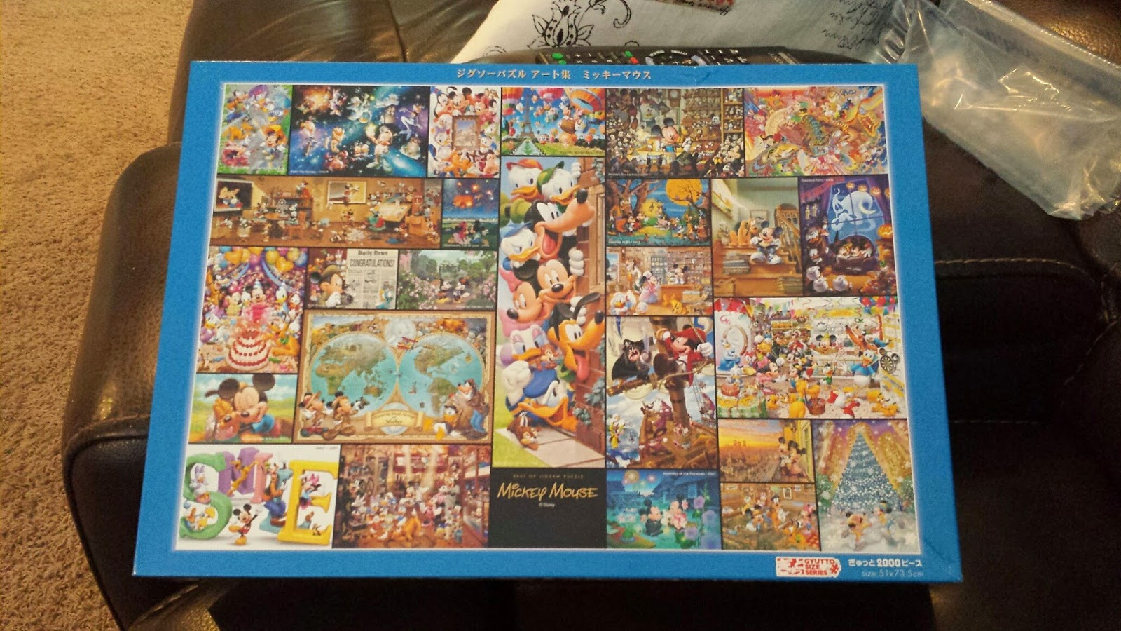 A gift from a hawaiian angel puzzle momma for Custom 5000 piece puzzle
