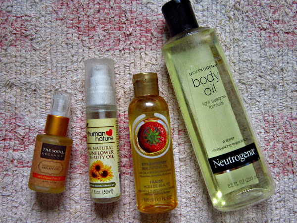 Battle of the Body Oils