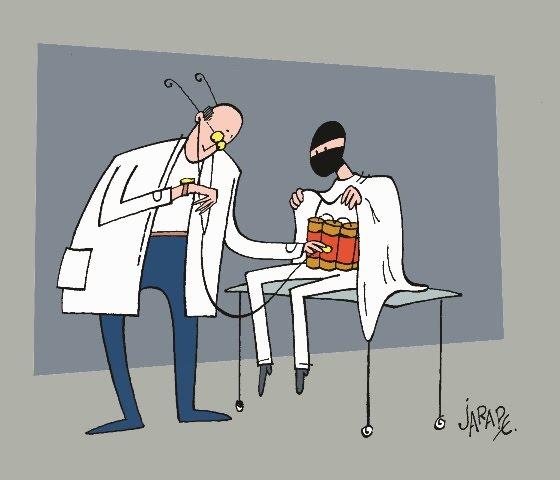 Medico y terrorista