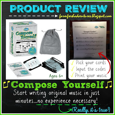 Compose Yourself Product Review