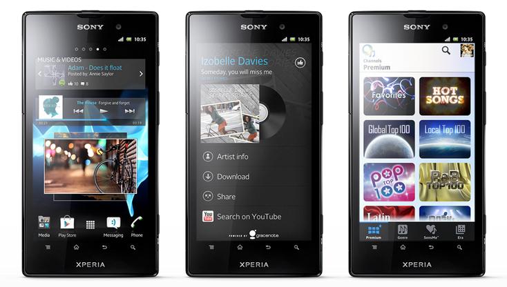 Harga Sony Xperia ion LTE
