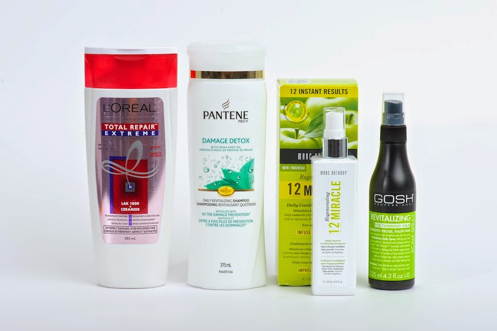 Win a Summer Hair Rescue Kit from Shoppers Drug Mart!