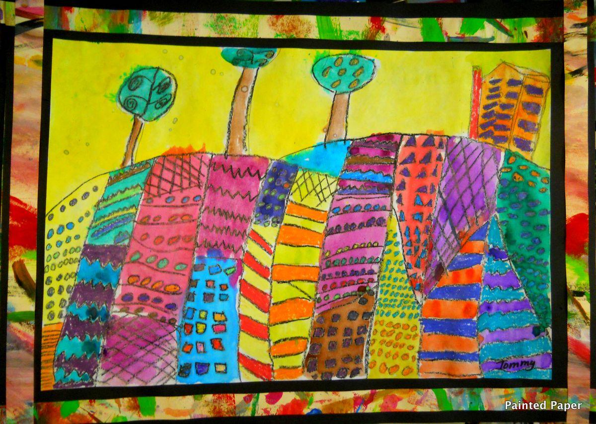 landscape art essay