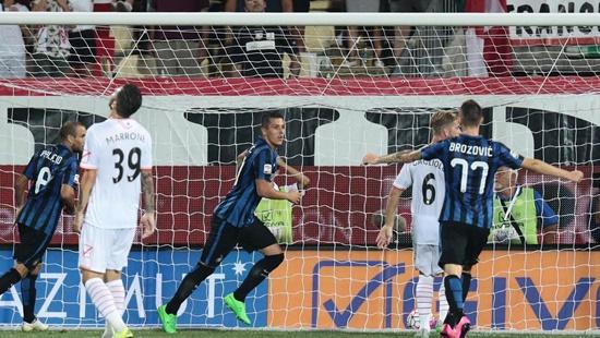 Carpi 1 x 2 Internazionale - Campeonato Italiano(Calcio) 2015/16
