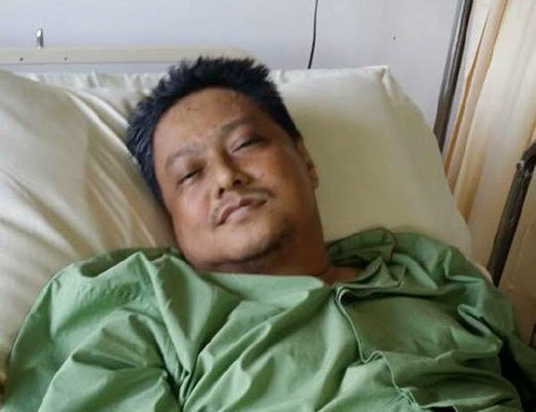 Aziz Desa Terlantar Di Hospital Akibat Masalah Buah Pinggang