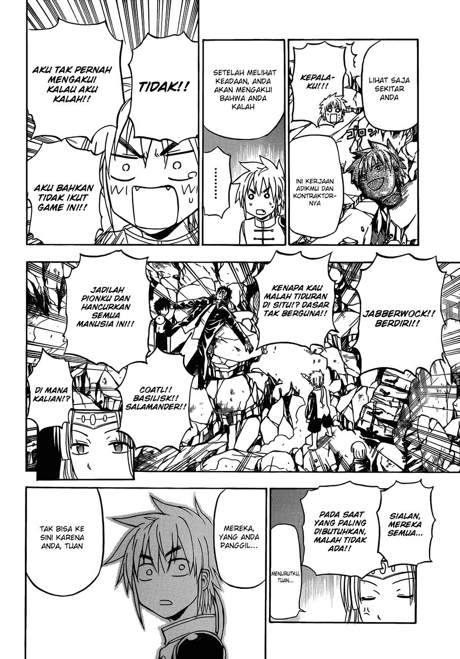 Baca Manga, Baca Komik, Beelzebub 138 Bahasa Indonesia, Beelzebub 138 Online