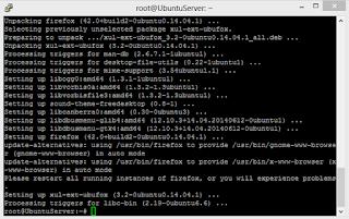 cara memasang RDP di Linux Server