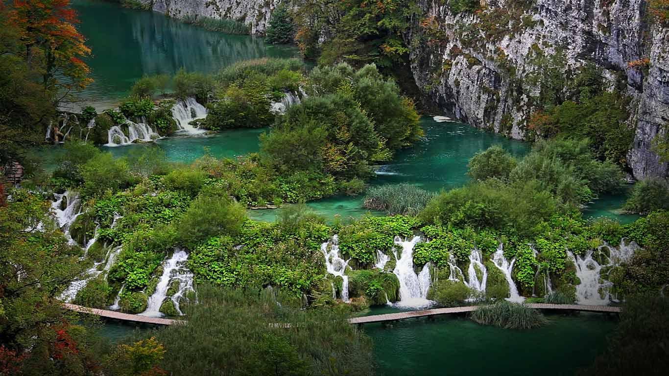 plitvice lakes national park croatia clipcanvas 1 photo 1 day