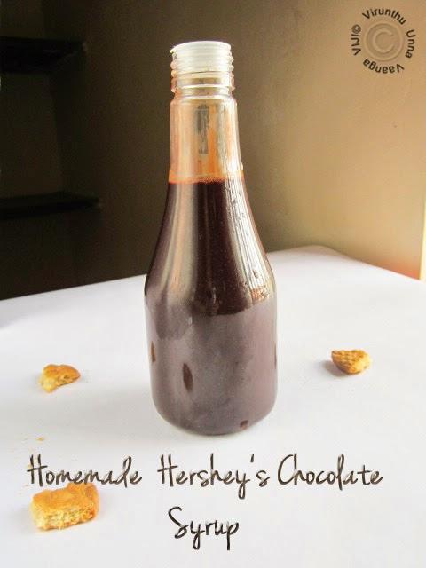 Homemade-chocolate-syrup