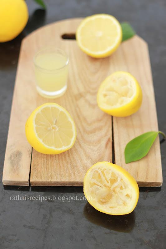 Easy Lemon Curd Layer Cake