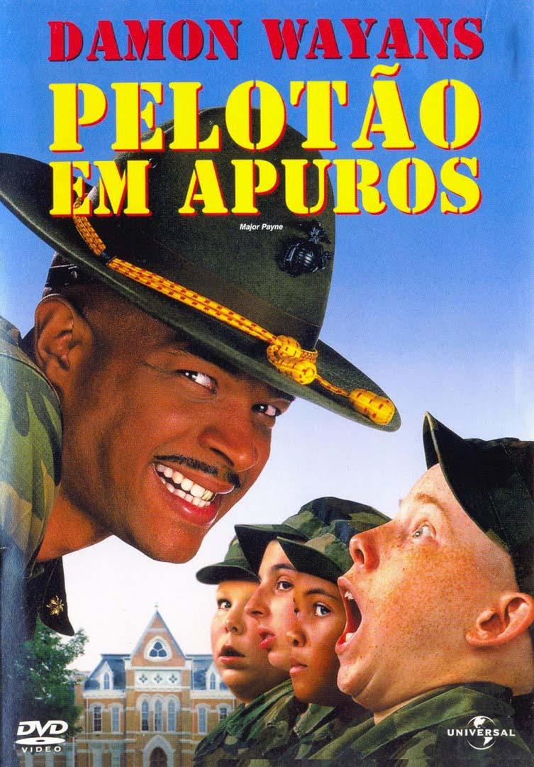 Pelotão em Apuros Dublado (1995)