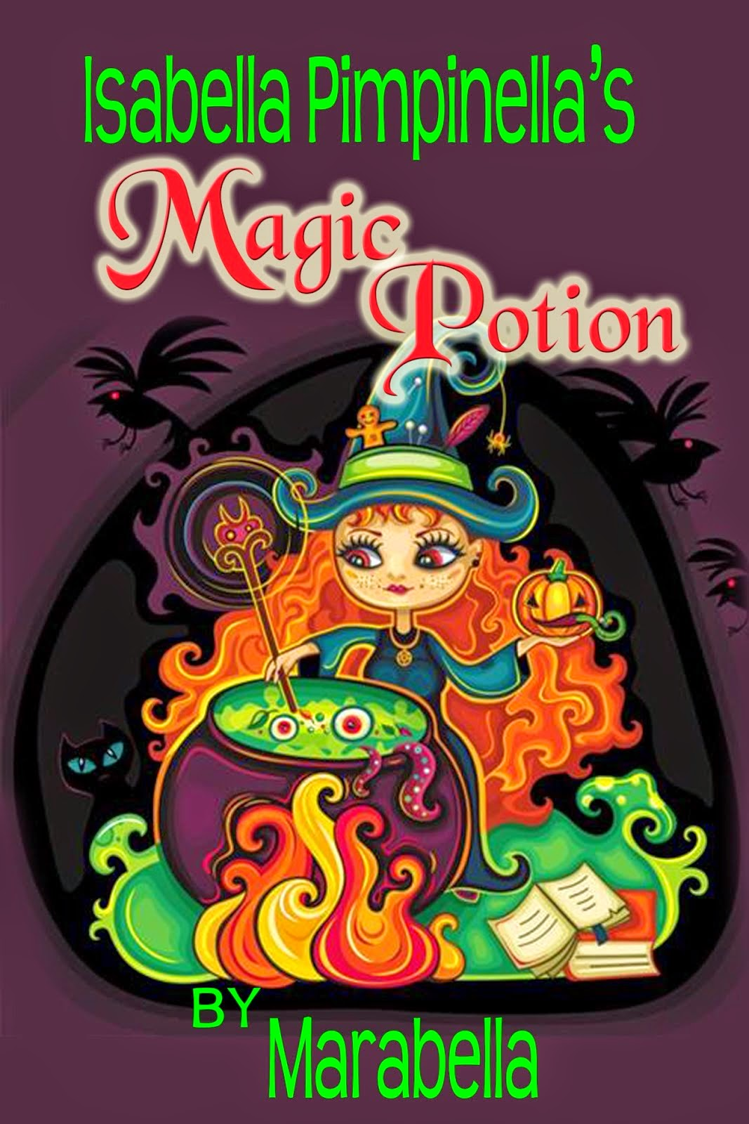 Isabella Pimpinella's Magic Potion
