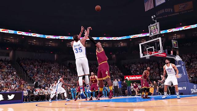 NBA 2K16 Momentous Trailer