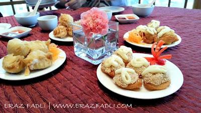 Dim Sum di Dynasty Restaurant @ Hotel Renaissance Kelantan