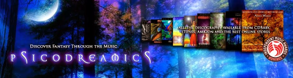 PSICODREAMICS (Official Site)