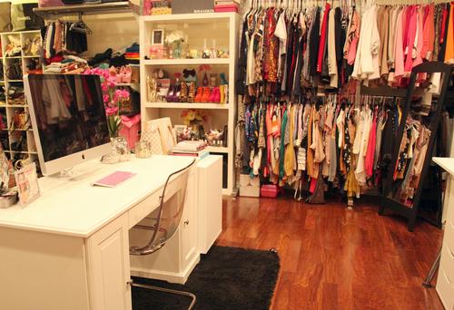Coisa e tal eu quero um closet j for My dream bedroom maker