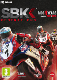 Game SBK Generations-Black Box