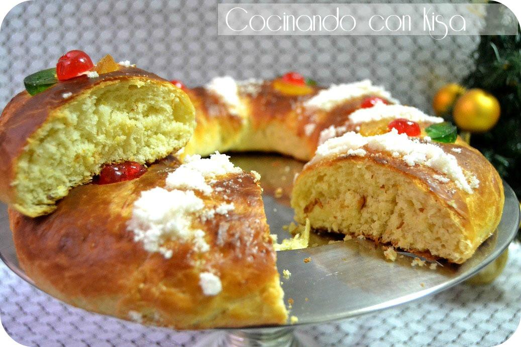 Cocinando con kisa rosc n de reyes con buttermilk for Cocinando con kisa