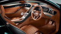 Next Bentley EXP10 6Speed Edition interior dashboard view