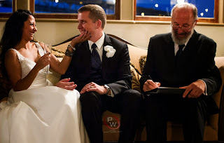 A wedding toast by Anthony & Veronica - Kent Buttars, Seattle Wedding Officiant