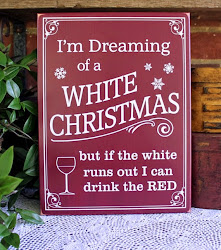 White Christmas  Red Wine
