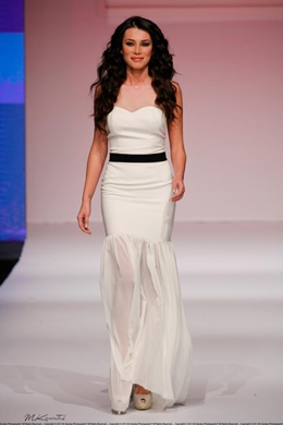 On the AFW Runway Show!