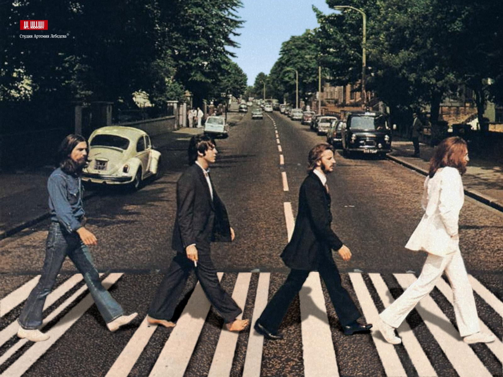 Lo que el Siglo XX nos dejó! Beatles-tema-movil