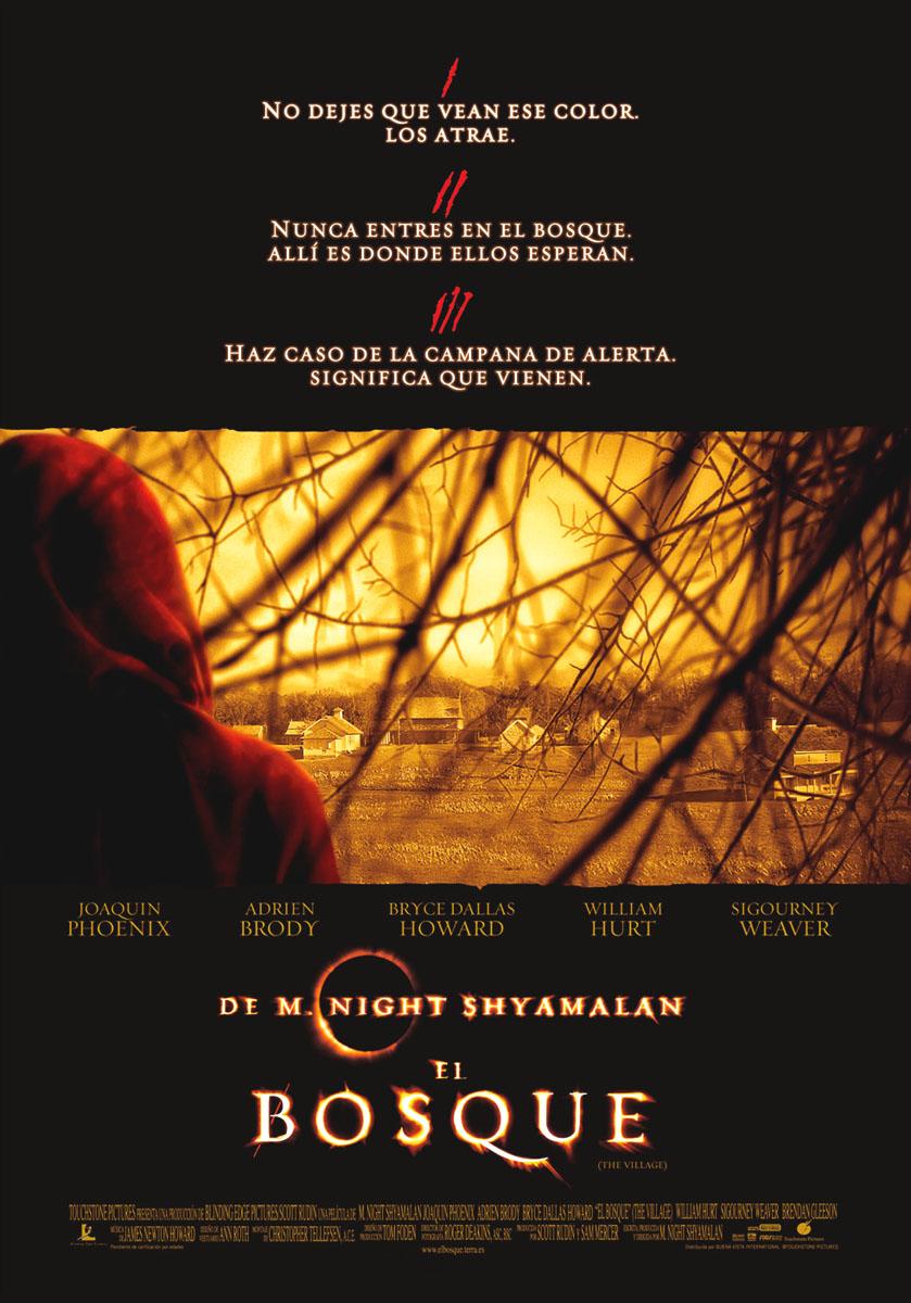 La aldea (The Village / El bosque) (2004)