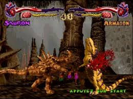 Download games Primal Rage ps1 iso for pc full version free kuya028
