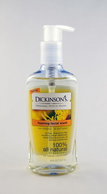 Dickinsons face wash
