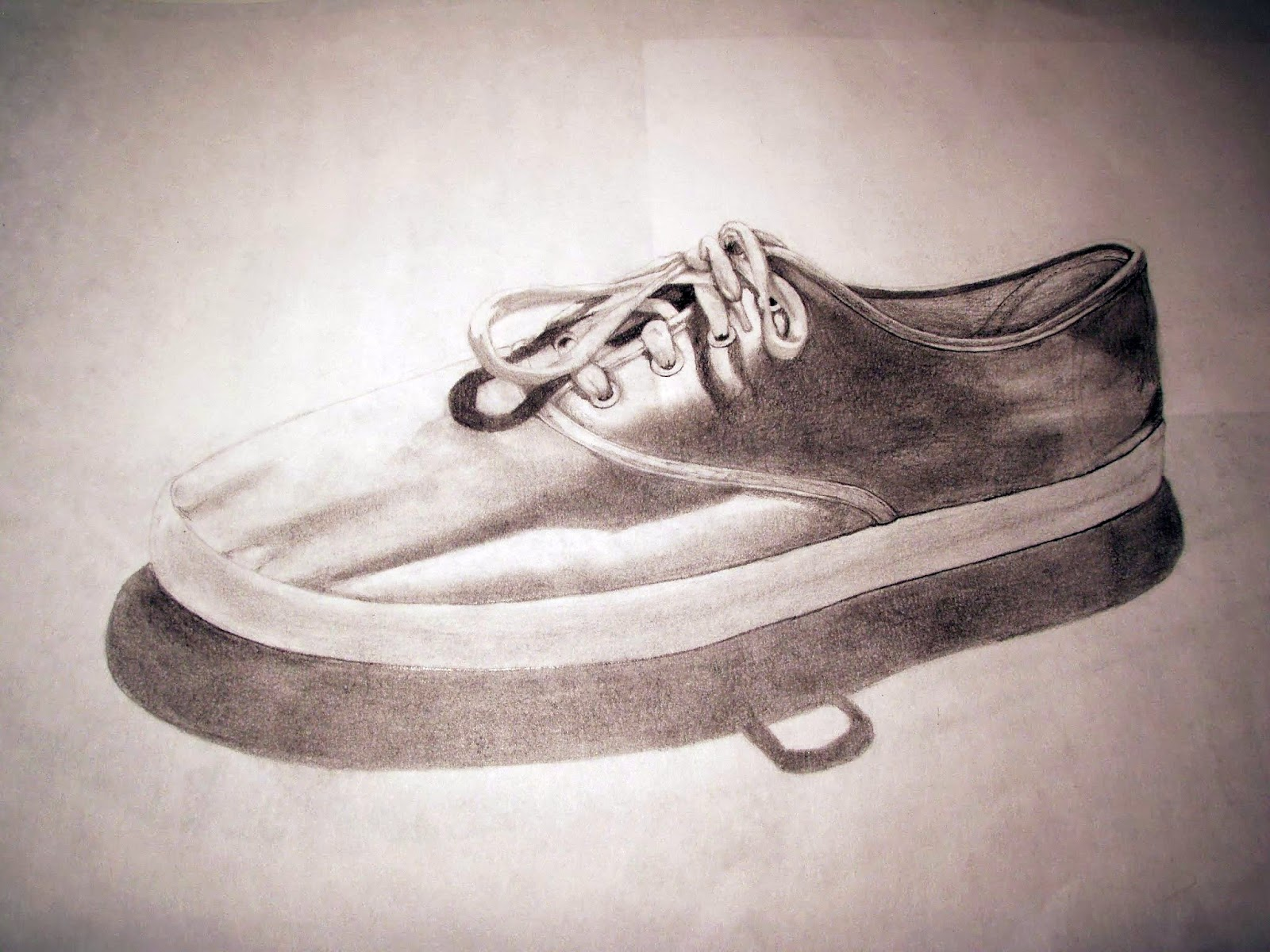 Contour Line Drawing Shoes Lesson Plan : Lesson plan: shoe drawing stacey cabon. visual arts.