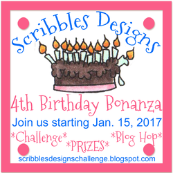 Scribbles Birthday Celebration