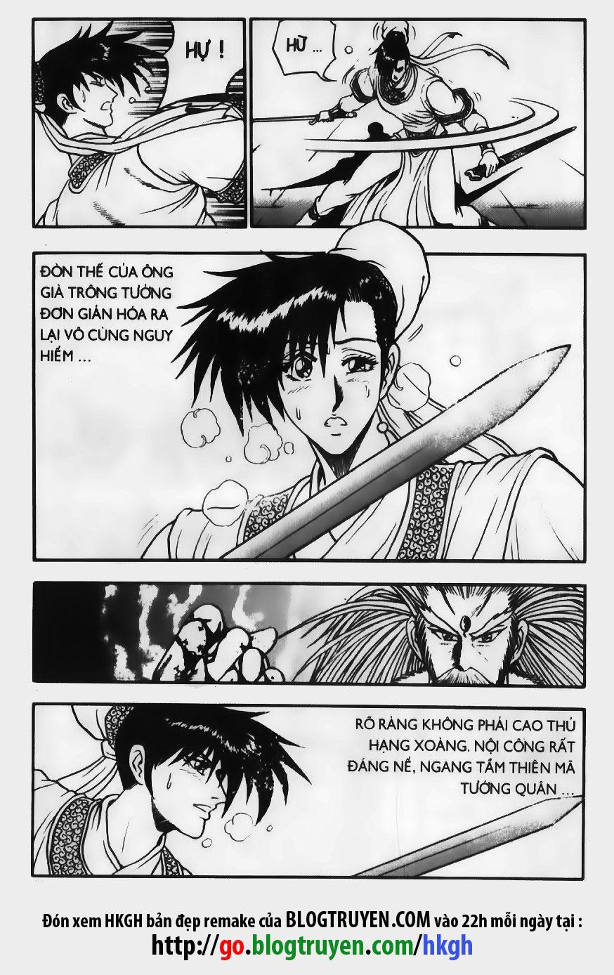 Hiệp Khách Giang Hồ trang 18